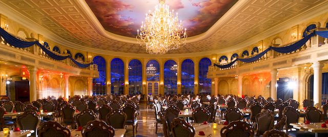 Disney World Reopens Dining Reservations