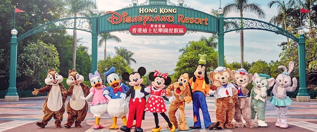 Hong Kong Disneyland Is Closing Again