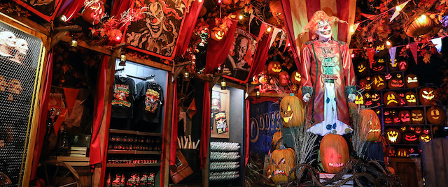 Universal Orlando Opens a New Halloween Horror Nights Store