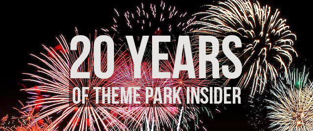 20 Great Reads for 20 Years of Theme Park Insider