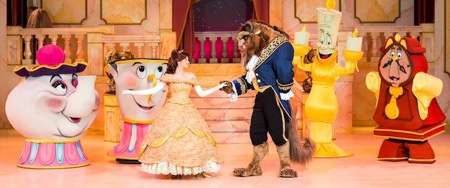 Walt Disney World Swaps Another Live Show