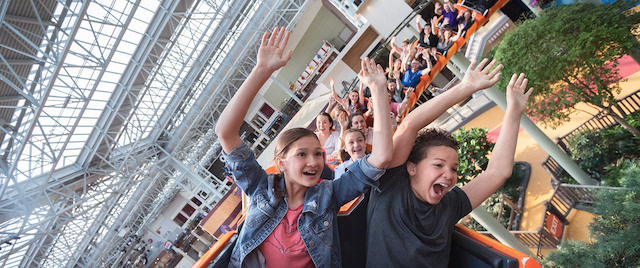 Mall of America's Nickelodeon Universe Plans its Return