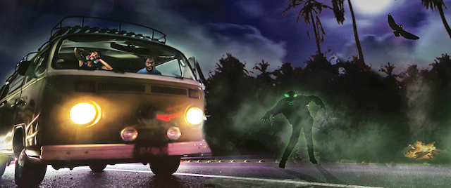 Urban Legends drive-through haunt