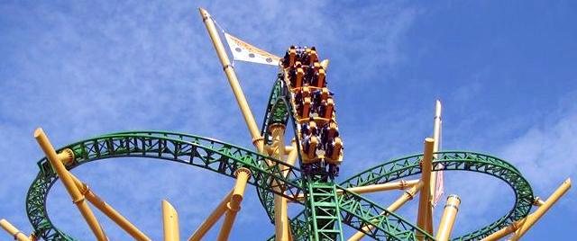 Six Flags' Thurman Moving to Busch Gardens