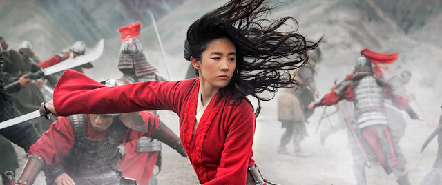 Disney's 'Mulan' Gets Its US Theatrical Debut - Sort Of