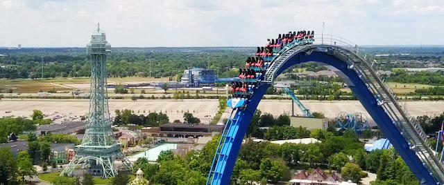 Kings Island Publishes Times, Dates for New Fall Fest