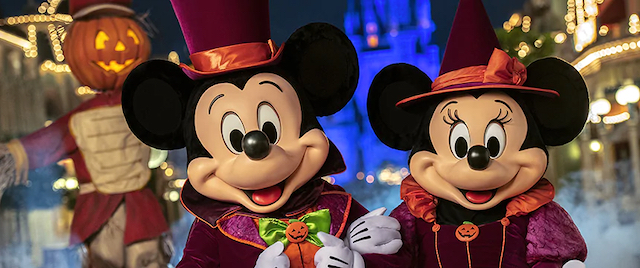 Disney World Lifts Costume Restrictions for Halloween
