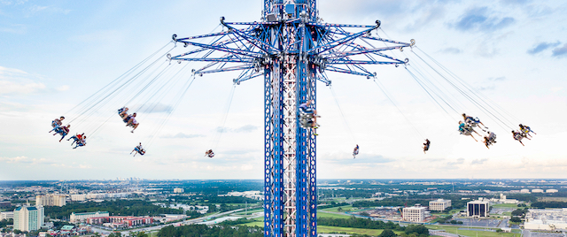 Fall from Orlando StarFlyer Claims Worker's Life