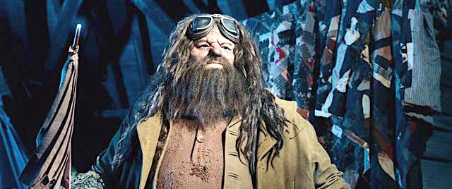 How Universal Creative Brought Hagrid's Magic to Life