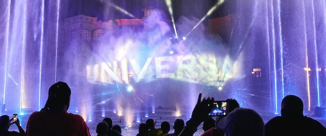Universal Orlando Hits Capacity, Adds Nighttime Show