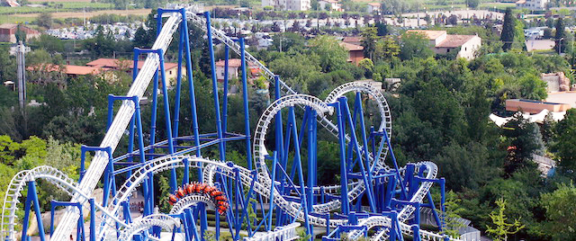 More Countries in Europe Close Theme Parks Again