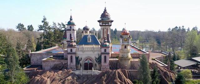 Now The Netherlands' Efteling Closes Again, Too