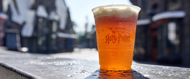 Butterbeer's Back at Universal Studios Hollywood's CityWalk
