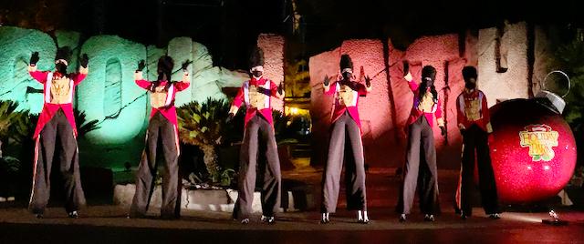 Six Flags' Drive-Thru Lights Up the Holidays