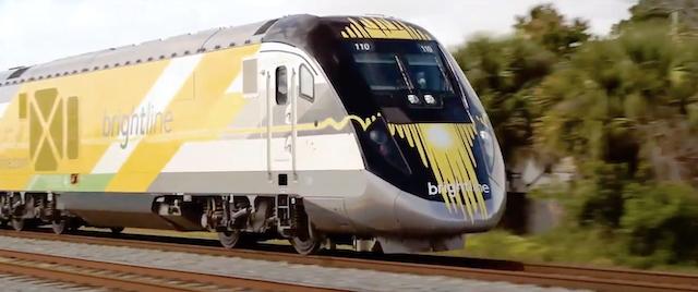 All Aboard the New Train to Walt Disney World