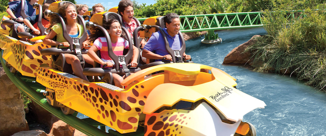 Now's the Time to Lock in Low Prices on Theme Park Tickets