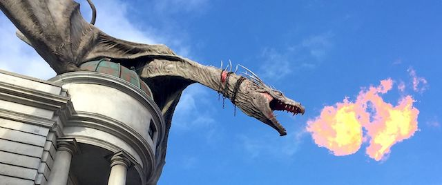 Gringotts Bank at Universal Studios Florida