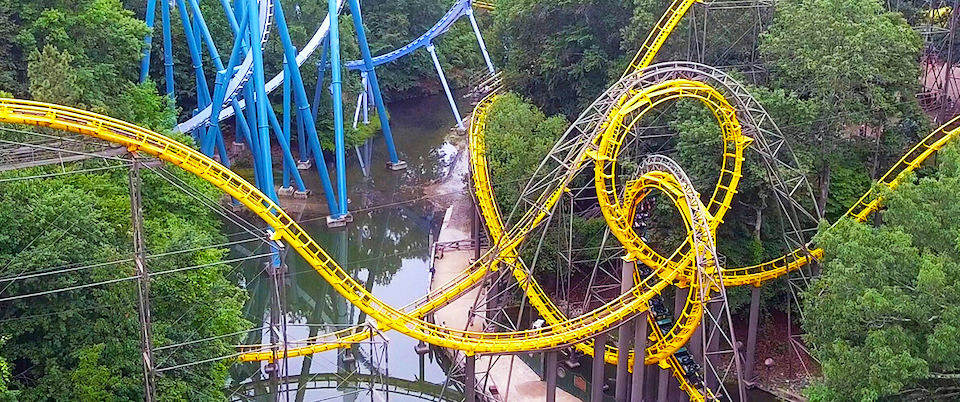 Busch Gardens Williamsburg Goes to Year-Round Operation