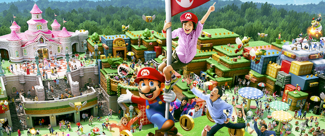 Universal Launches New Super Nintendo World Site