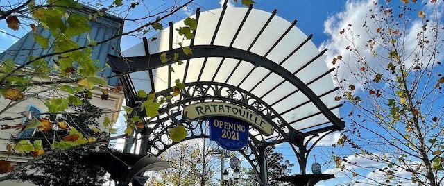 Walt Disney World Update: Epcot's France Expands