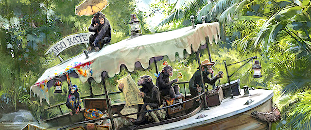 Disney's Jungle Cruise Ride to Get a Rewrite