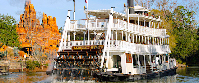 Riverboat Tickets 2021