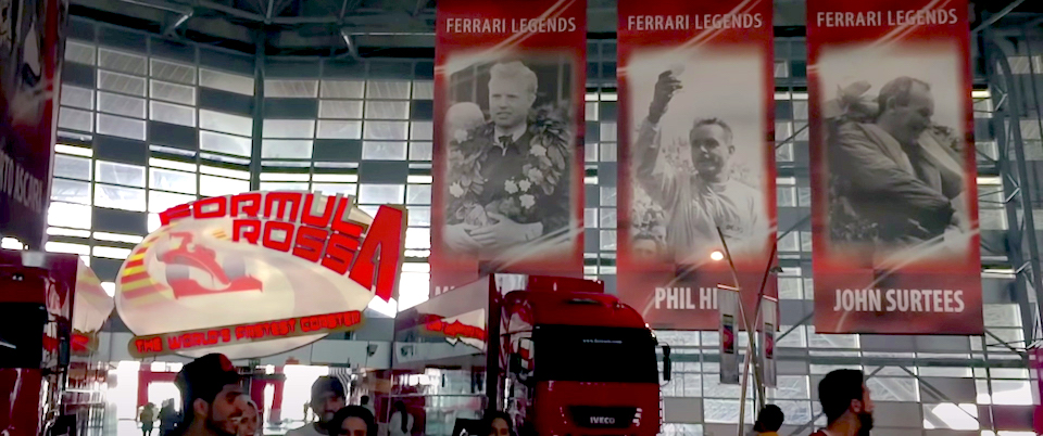 Attraction of the Week: Ferrari World's Formula Rossa