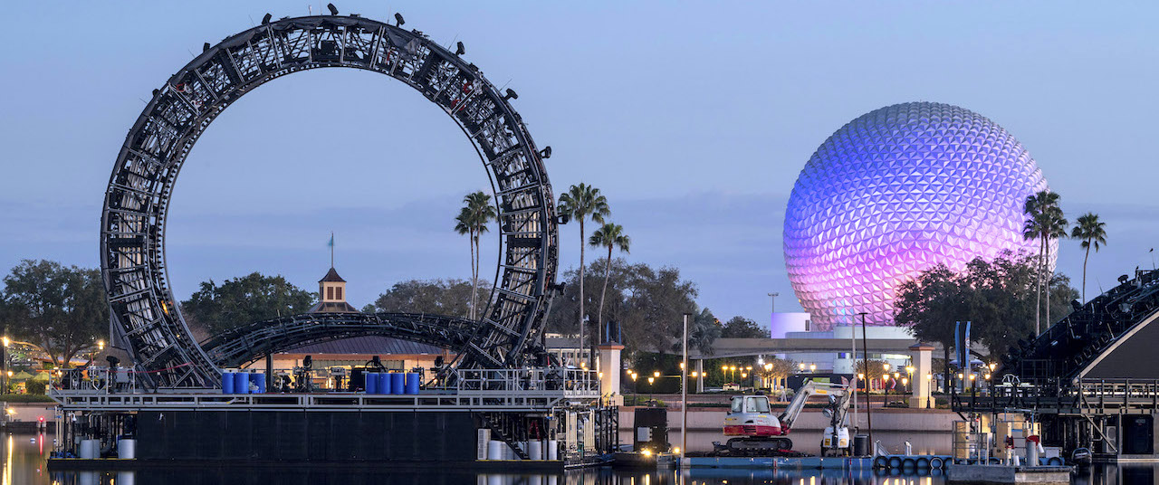 One Ring to Rule Walt Disney World's New Lagoon Show