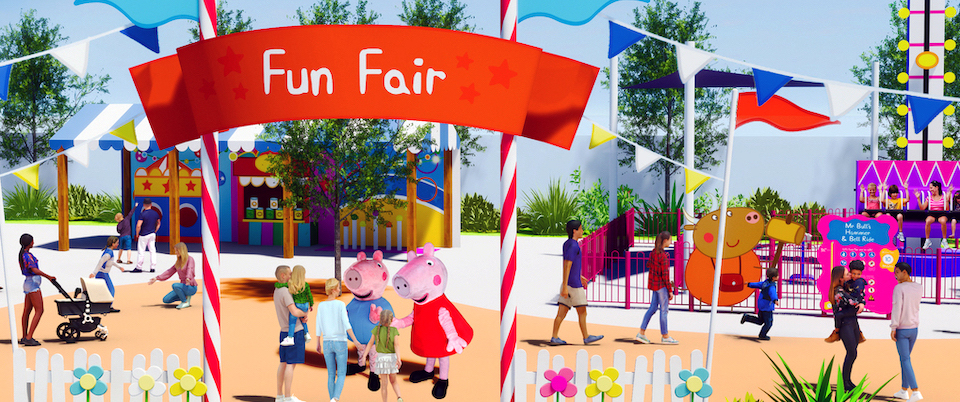 Can a Peppa Pig Theme Park Actually Work?