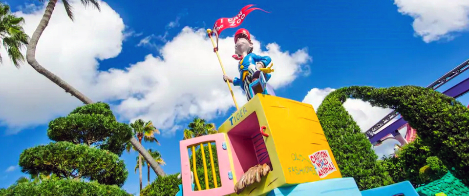 Universal Orlando Play Area Among Dropped Dr. Seuss Titles