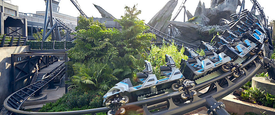 Universal Orlando Announces VelociCoaster Opening Date