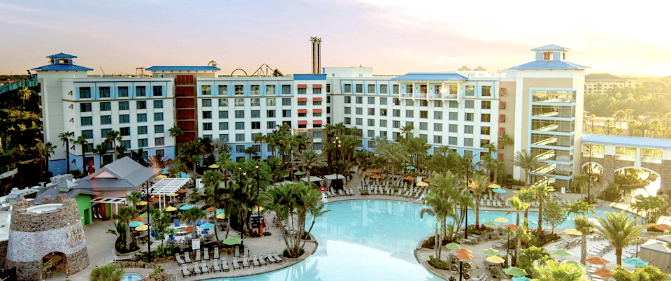 Sapphire Falls Resort to Reopen at Universal Orlando
