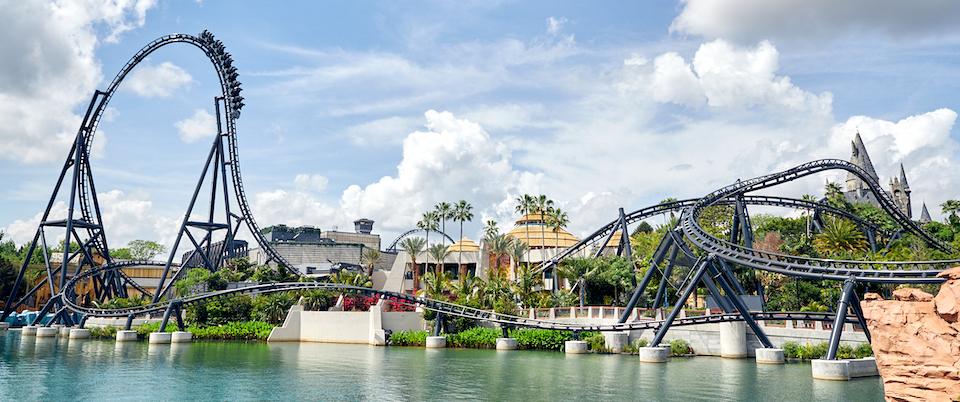 Universal Orlando VelociCoaster Previews Begin May 2