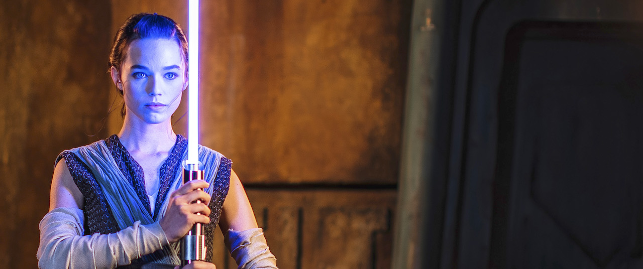 First Look at Disney's 'Real' Lightsaber... and How It Works
