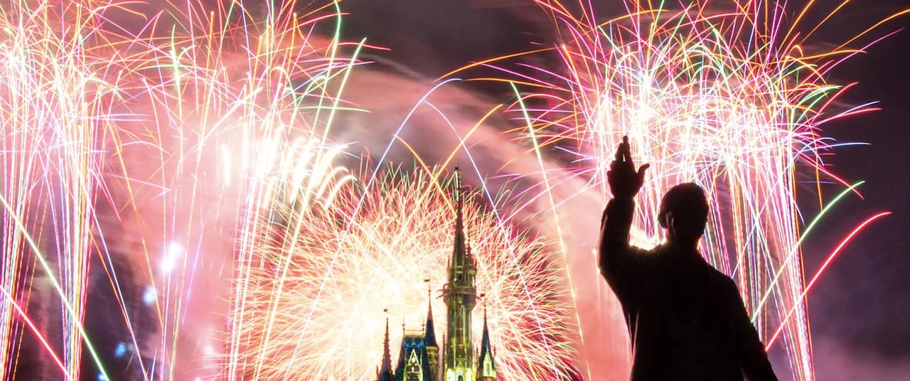 Fireworks Return to Disney's Theme Parks Next Month