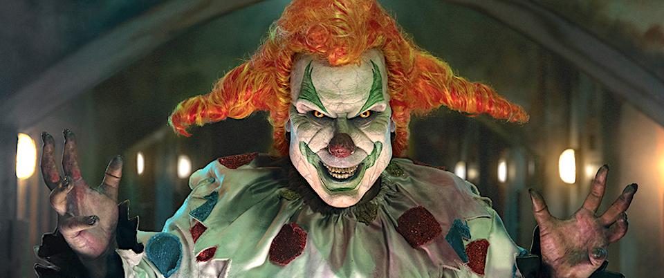 Jack's Back at Universal Orlando's Halloween Horror Nights