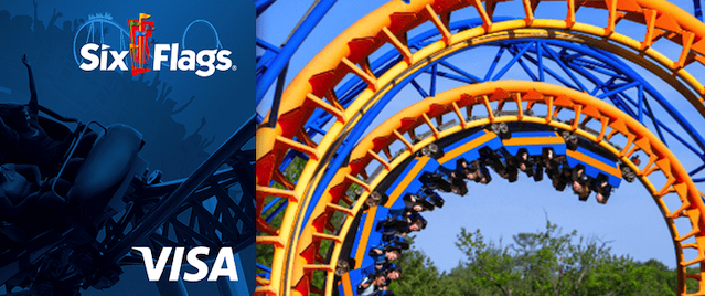 Six Flags Gets Into the Credit Card Business