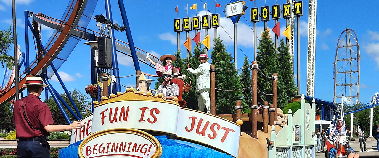 Cedar Point Celebrates Its Anniversary With the Unexpected