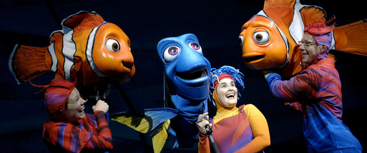 Finding Nemo — The Musical