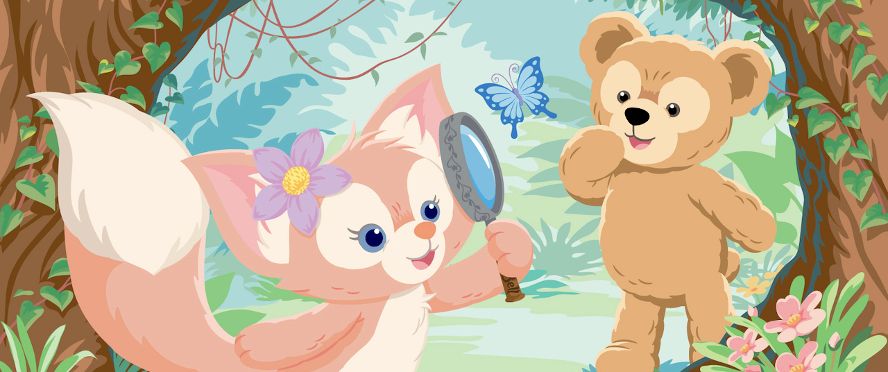 Disney Introduces Another Friend for Duffy the Bear