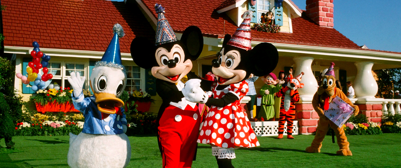 50 Years of Walt Disney World: Smile to Get Started