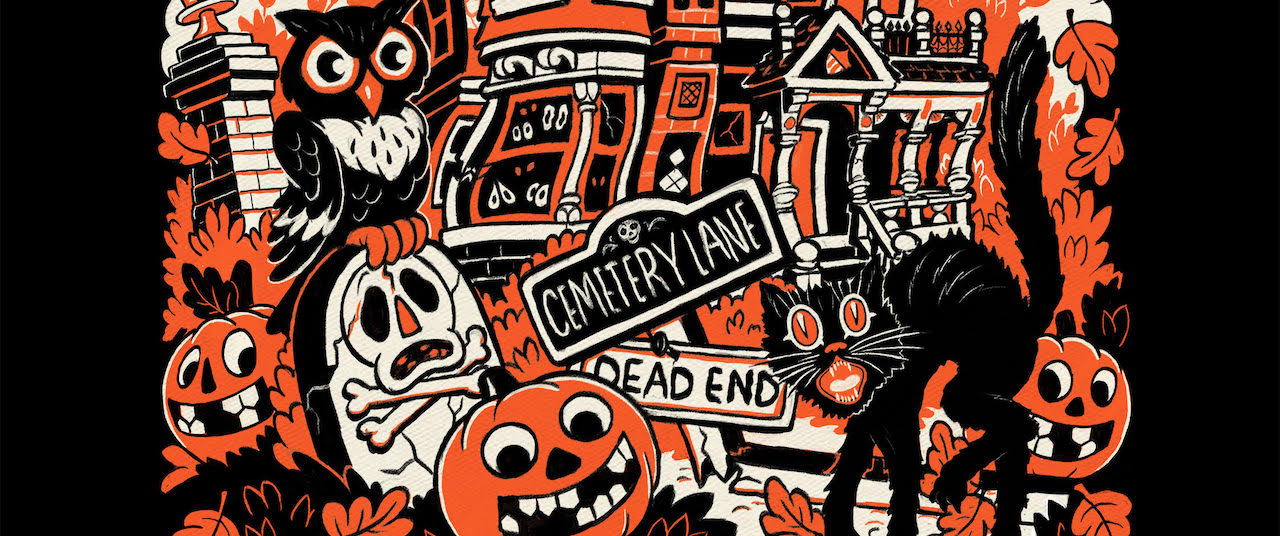 Cemetery Lane Offers Halloween Fun and Frights for All Ages