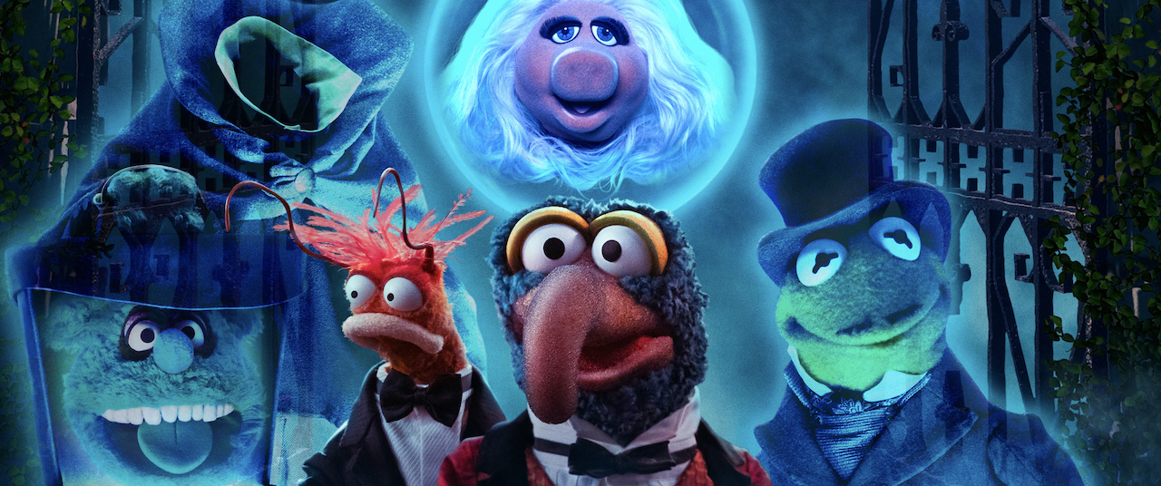 Disney Drops Trailer for 'Muppets Haunted Mansion'