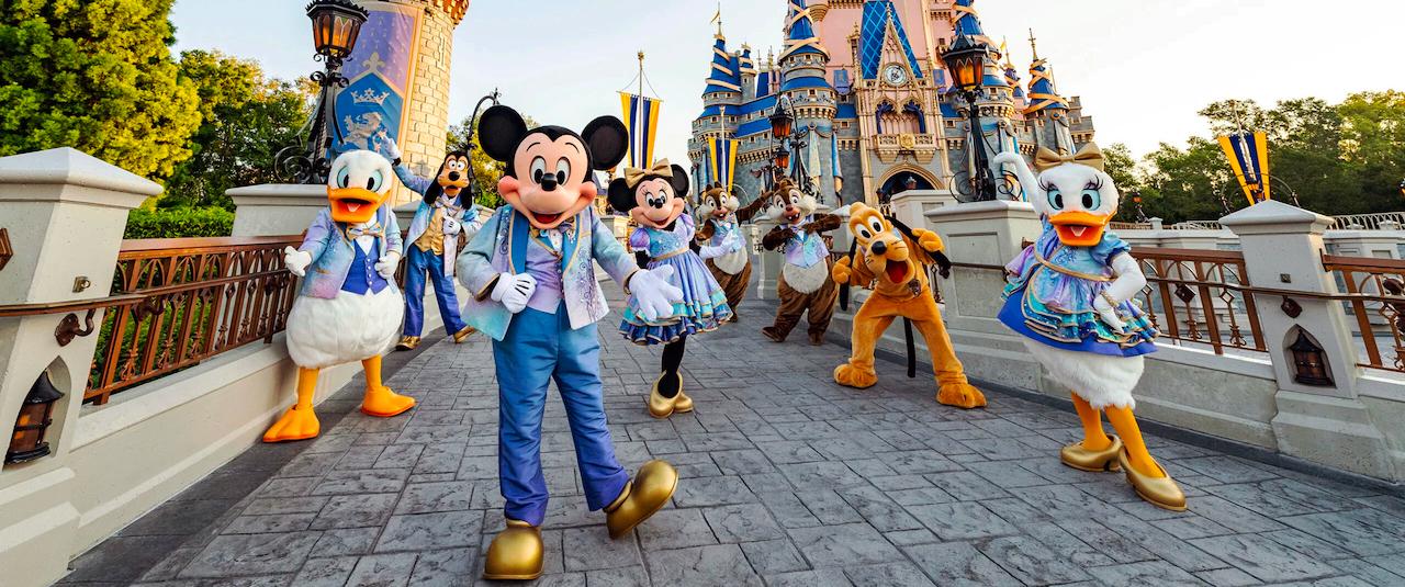 What's the Best Part of Walt Disney World's 50th Anniversary?