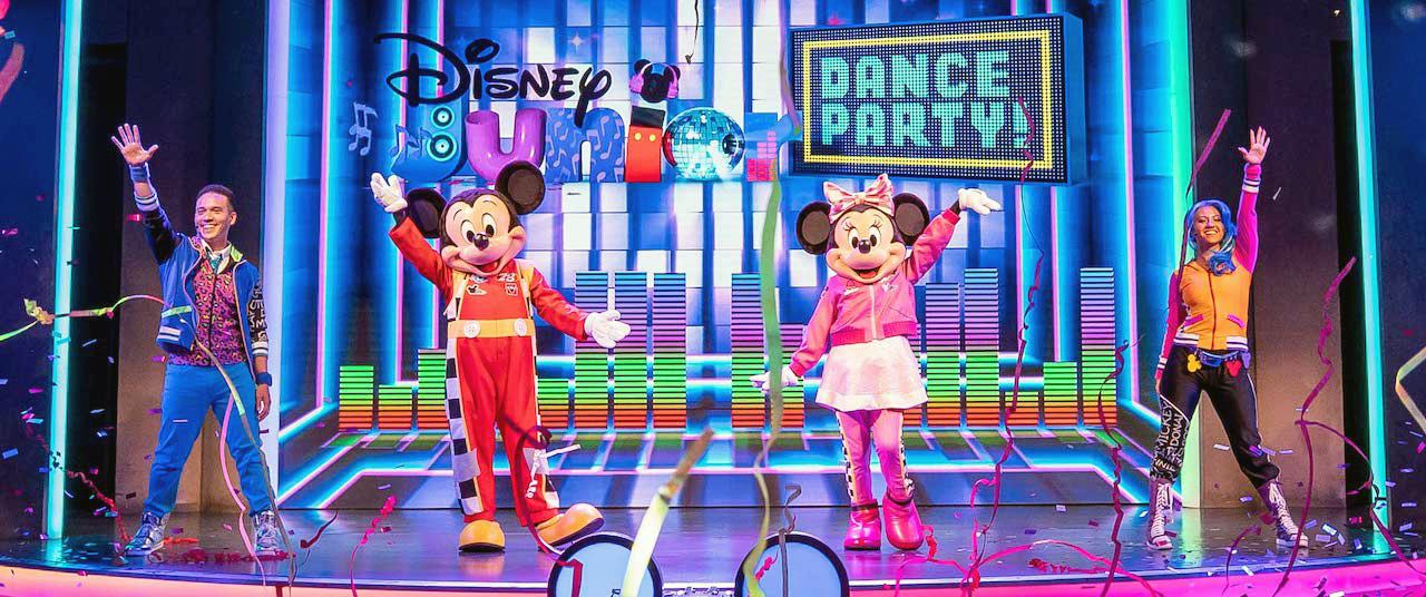 Disney Junior Dance Party Takes the Stage Again at Disneyland