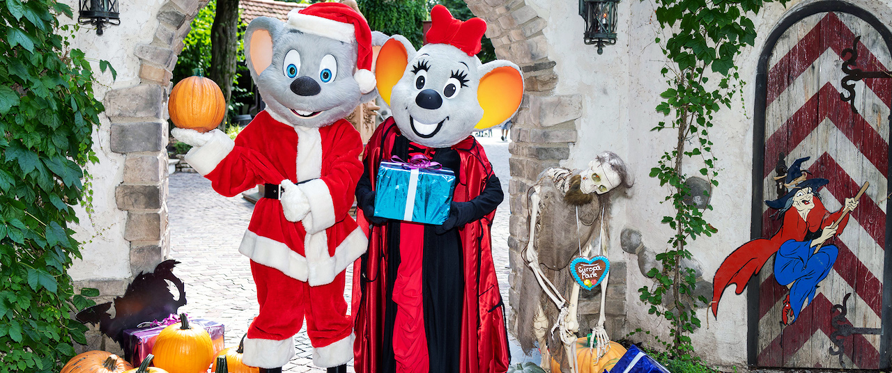 Europa Park to Celebrate Halloween and Christmas, Together