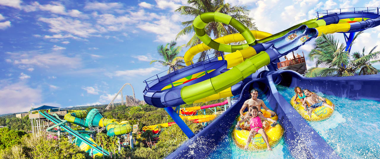 New Water Slides to Race Onto the Scene Next March