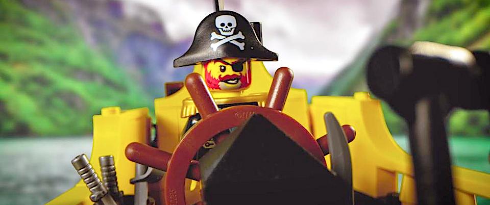 Legoland Florida Introduces 'Pirate River Quest' for 2022