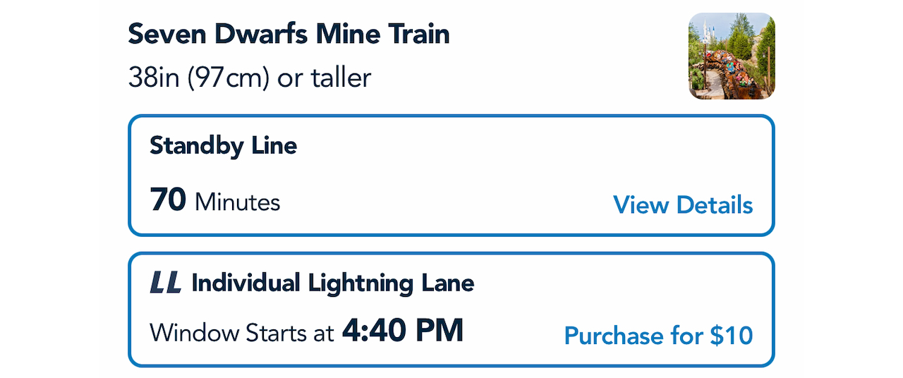 How to Use Disney's Individual Lightning Lane