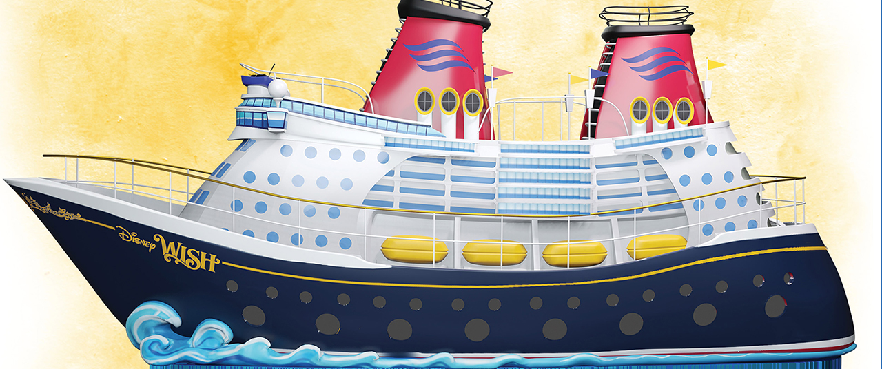 Disney Cruise Line to 'Float' Into Macy's Thanksgiving Parade
